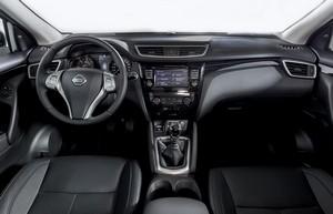 Foto Salpicadero Nissan Qashqai-black-edition Suv Todocamino 2016