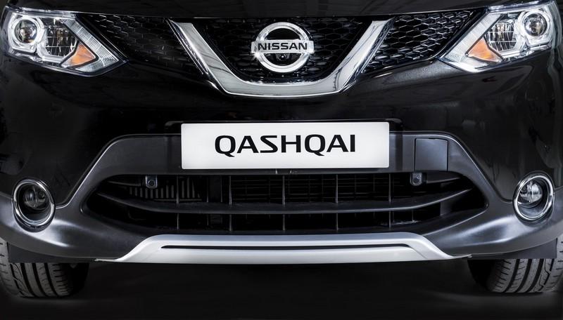 Foto Detalles Nissan Qashqai Black Edition Suv Todocamino 2016