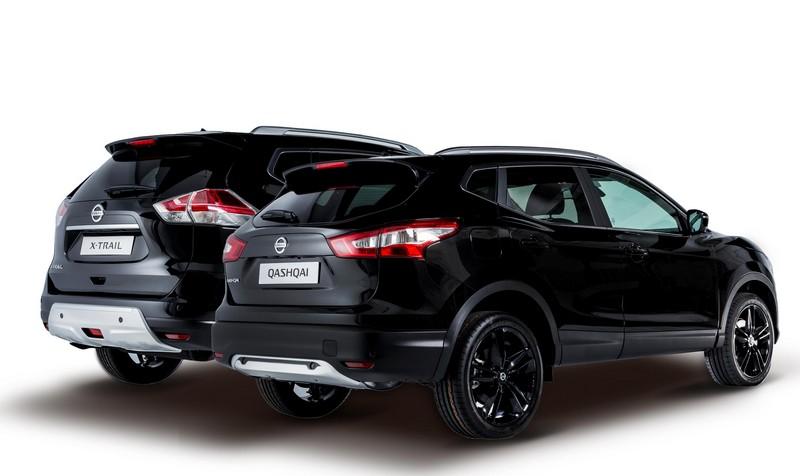 Foto Exteriores Nissan Qashqai Black Edition Suv Todocamino 2016