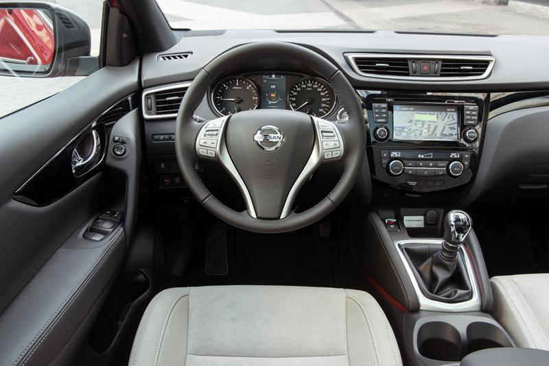 Foto Salpicadero Nissan Qashqai Premier Limited Edition Suv Todocamino 2013