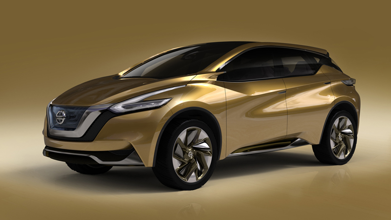Nissan Resonance 2013