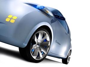 Foto Detalles Nissan Townpod Concept 2010