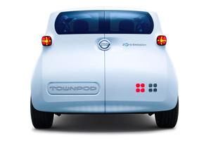 Foto Exteriores-(1) Nissan Townpod Concept 2010