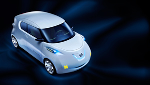 Foto Exteriores-(11) Nissan Townpod Concept 2010