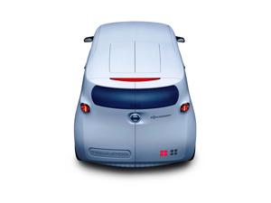 Foto Exteriores-(2) Nissan Townpod Concept 2010