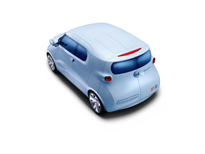 Foto Exteriores-(3) Nissan Townpod Concept 2010