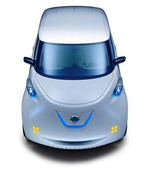 Foto Exteriores-(4) Nissan Townpod Concept 2010
