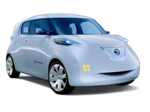 Foto Exteriores-(9) Nissan Townpod Concept 2010