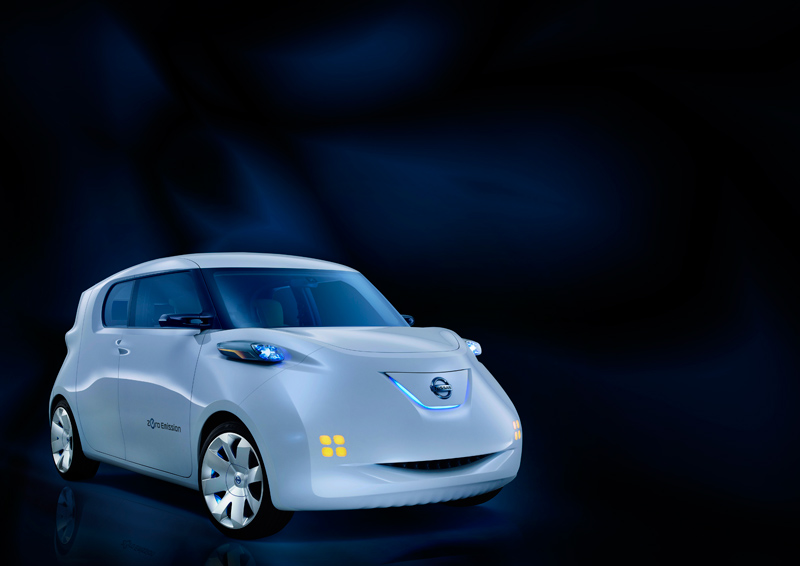 Foto Exteriores-(10) Nissan Townpod Concept 2010