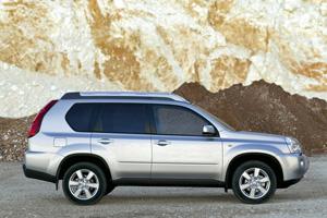 Nissan X-Trail Platinum (Sal�n de Ginebra 2009)