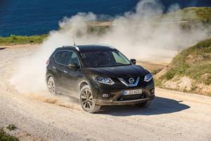 Foto Exteriores (17) Nissan X-trail Suv Todocamino 2014