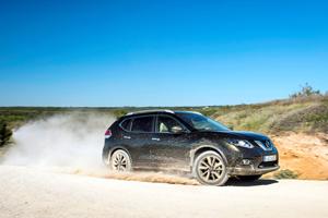 Foto Exteriores (19) Nissan X-trail Suv Todocamino 2014