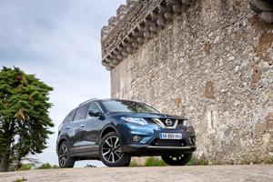 Foto Exteriores (80) Nissan X-trail Suv Todocamino 2014