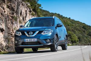 Foto Exteriores (88) Nissan X-trail Suv Todocamino 2014