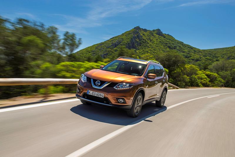Foto Exteriores Nissan X Trail Suv Todocamino 2014
