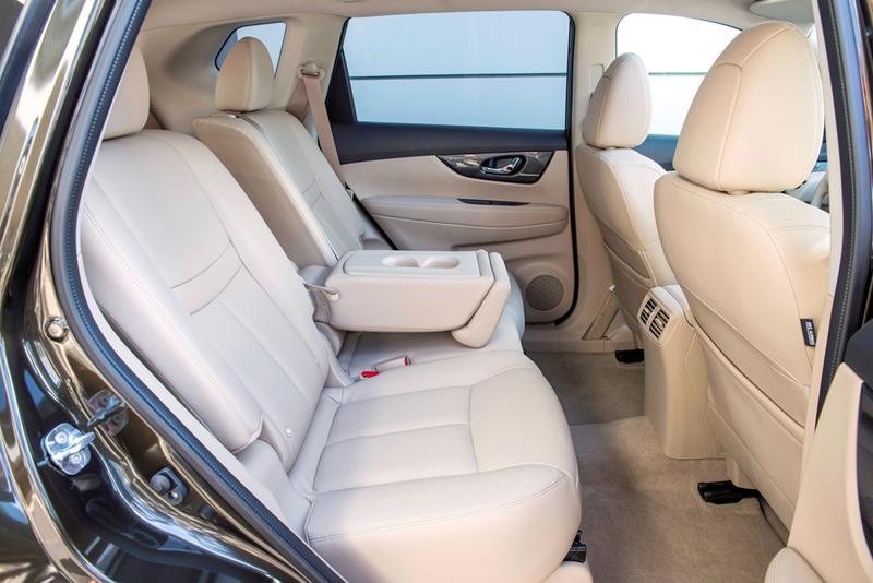 Foto Interiores Nissan X Trail Suv Todocamino 2014