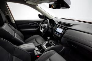 Foto Interiores 1 Nissan X-trail Suv Todocamino 2017