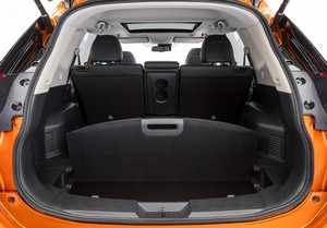 Foto Interiores 2 Nissan X-trail Suv Todocamino 2017