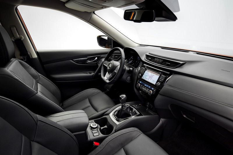 Foto Interiores Nissan X Trail Suv Todocamino 2017