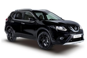 Foto Delantera Nissan X-trail-black-edition Suv Todocamino 2016