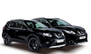 Foto nissan x-trail-black-edition 2016