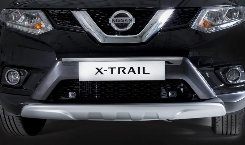 Foto Detalles Nissan X Trail Black Edition Suv Todocamino 2016