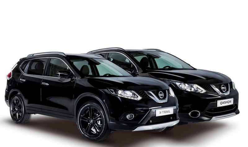 Foto Exteriores Nissan X-trail-black-edition Suv Todocamino 2016