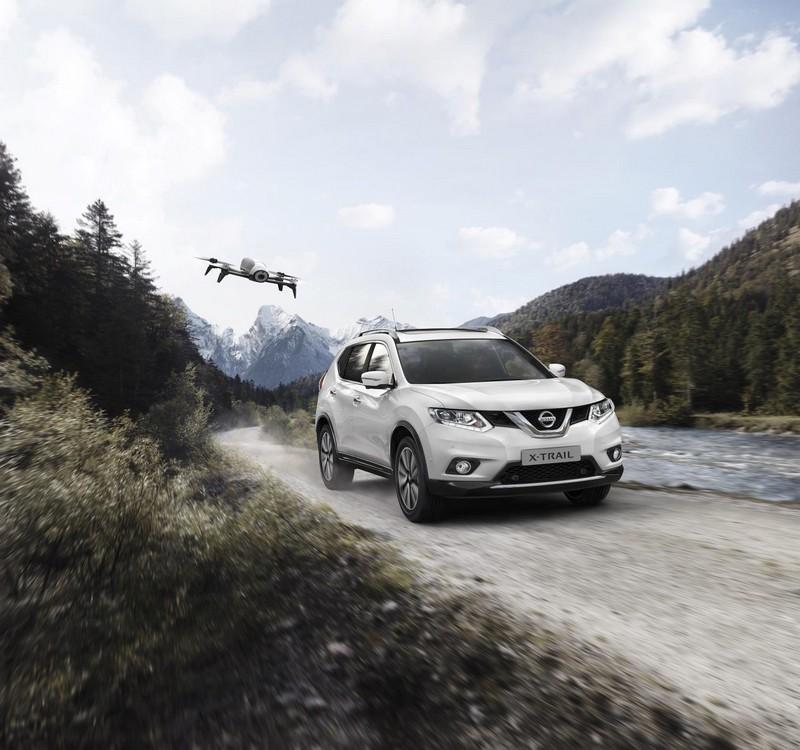 Nissan X-trail X-Scape