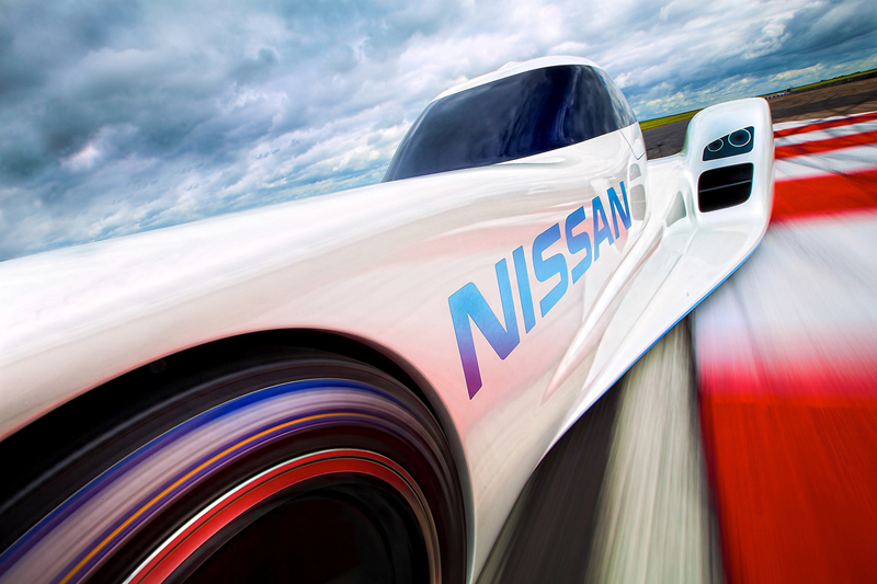 Foto Detalles Nissan Zeod Rc Cupe 2013