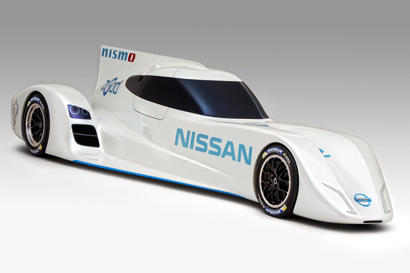 Foto Exteriores Nissan Zeod Rc Cupe 2013