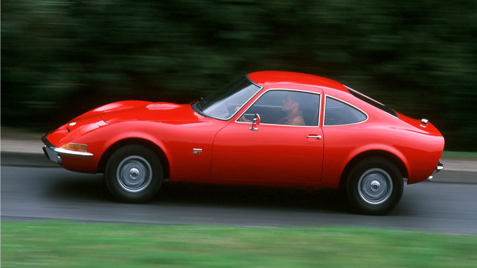Opel GT clásico