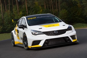 Foto opel Astra-TCR 2016