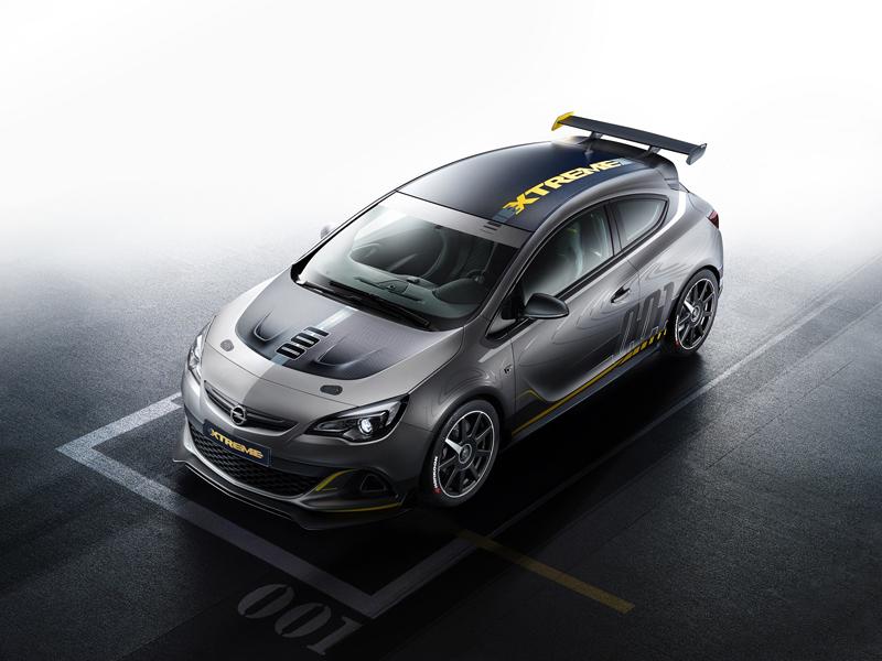 Foto Exterior Opel Astra Opc Xtreme Dos Volumenes 2014