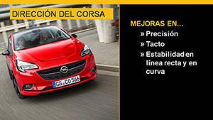 Foto opel Corsa-Informacion 2014