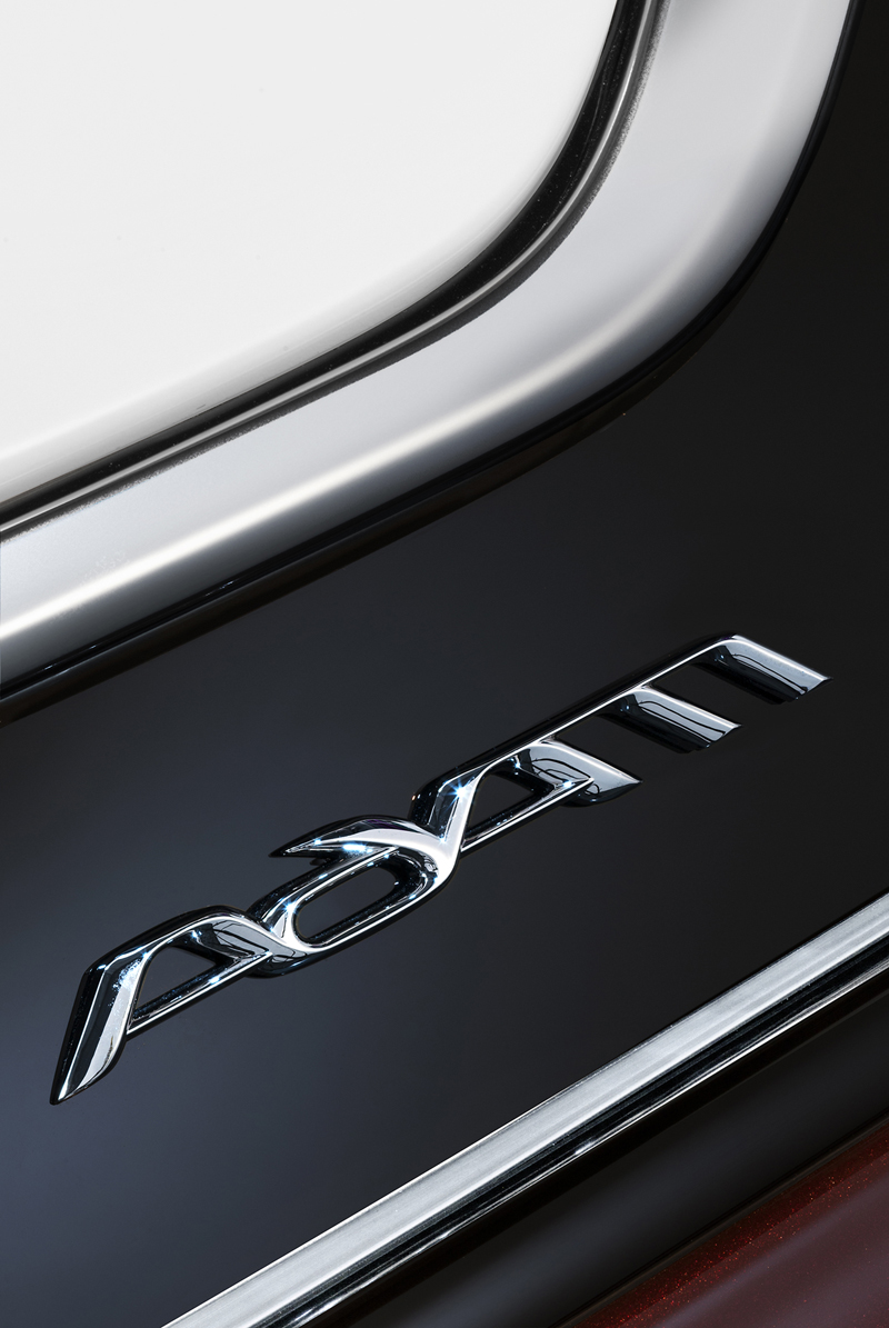 Foto Detalles Opel Adam Dos Volumenes 2012