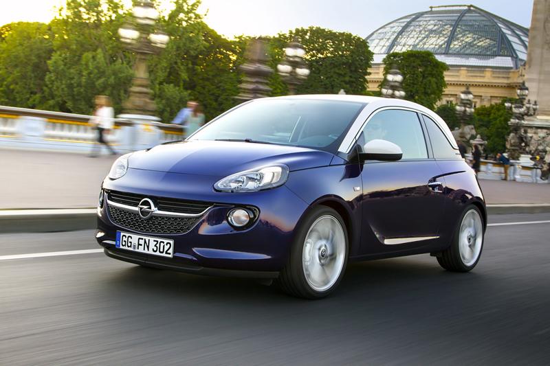 Nuevo Opel Adam 2012