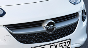Foto opel adam-black-white-link 2013