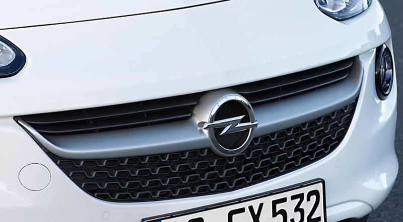 Foto Detalles Opel Adam Black White Link Dos Volumenes 2013