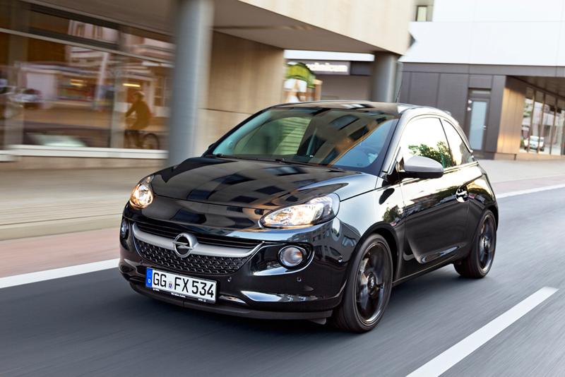 Nuevo Opel Adam 2014