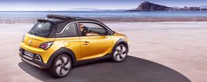 Foto Exteriores (1) Opel Adam-rocks Suv Todocamino 2014
