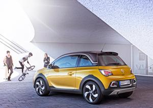 Foto Exteriores (2) Opel Adam-rocks Suv Todocamino 2014