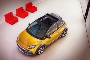Foto Exteriores (4) Opel Adam-rocks Suv Todocamino 2014