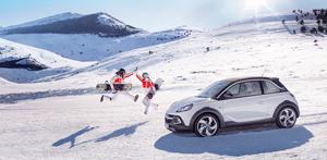 Foto Exteriores (5) Opel Adam-rocks Suv Todocamino 2014