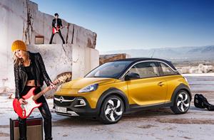 Foto Exteriores (8) Opel Adam-rocks Suv Todocamino 2014