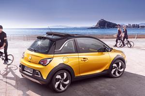 Foto Exteriores (9) Opel Adam-rocks Suv Todocamino 2014
