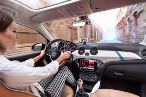 Foto Interiores Opel Adam-rocks Suv Todocamino 2014