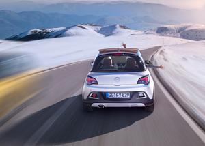 Foto Trasera Opel Adam-rocks Suv Todocamino 2014