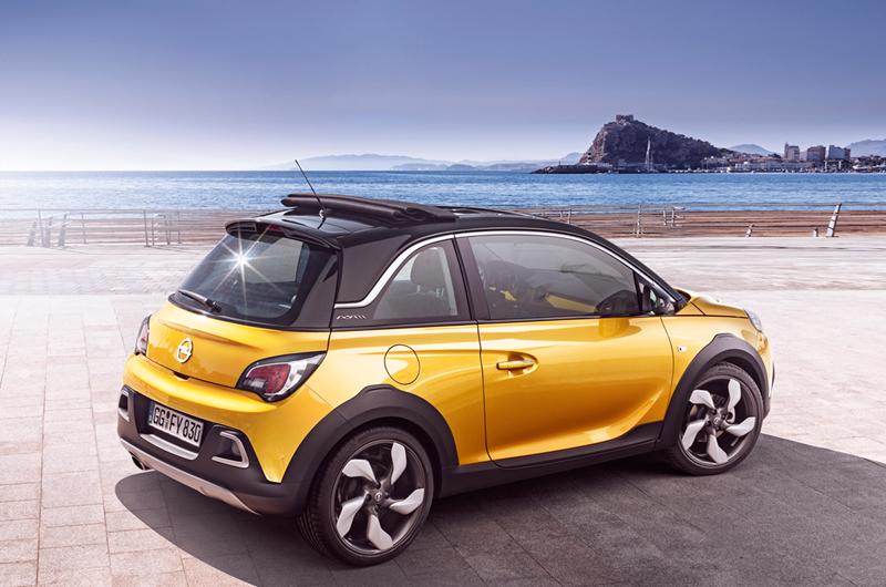 Foto Exteriores (10) Opel Adam-rocks Suv Todocamino 2014