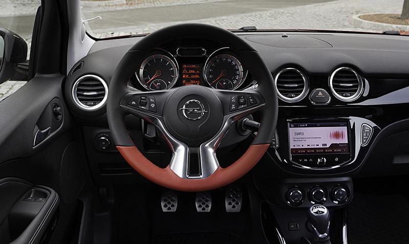 Foto Interior (11) Opel Adam-rocks Suv Todocamino 2014