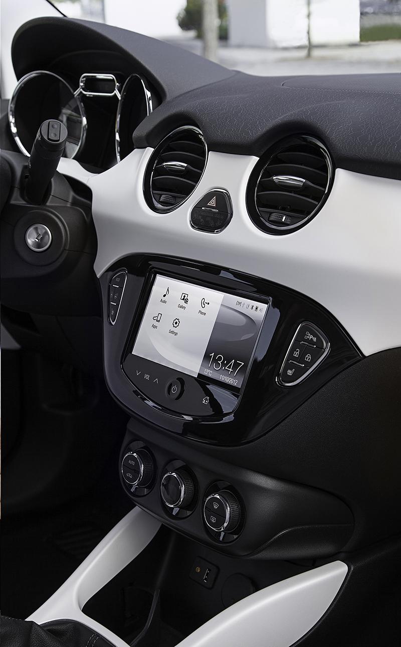 Foto Interior (12) Opel Adam-rocks Suv Todocamino 2014